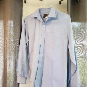Blue Banana Republic button down shirt